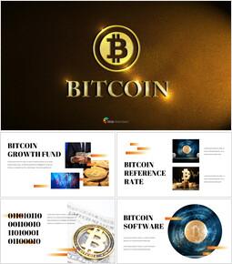 Bitcoin Simple PowerPoint Design_00