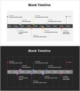 空白のタイムライン_2 slides
