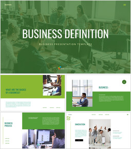 Business Definition Google Slides Presentation_40 slides