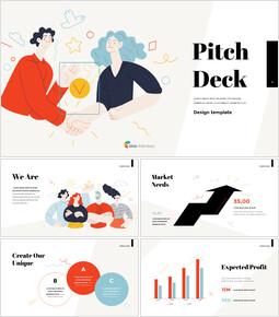 Business Plan Pitch Deck Template Presentation Animated Slides in PowerPoint powerpoint animation_00