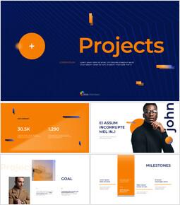 ビジネスプロジェクトの最高のプレゼンテーションアニメーションスライド_14 slides