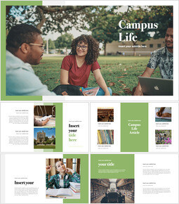 Campus Life PowerPoint for mac_35 slides