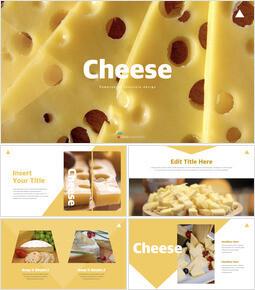 Cheese Keynote Examples_35 slides
