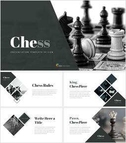 Chess Google Slides Themes_40 slides