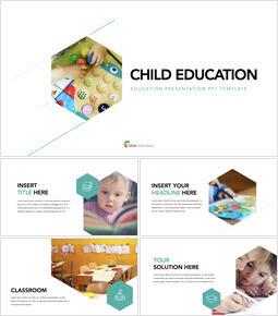 Child Education Keynote Presentation Template_35 slides
