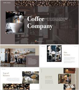 Coffee Company PPTX Keynote_00