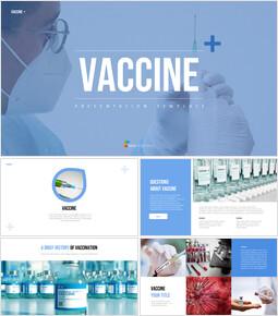 코로나 19 백신 베스트 비즈니스 파워포인트 템플릿_35 slides