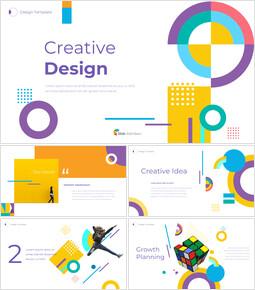 Creative Design premium PowerPoint Templates_50 slides