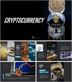 Kryptowährung Beste PPT-Folien_35 slides