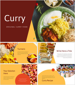 Curry team presentation template_40 slides