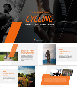 Cycling Easy Slides Design_40 slides