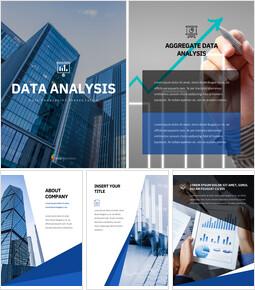 Data Analysis PowerPoint to Google Slides_25 slides