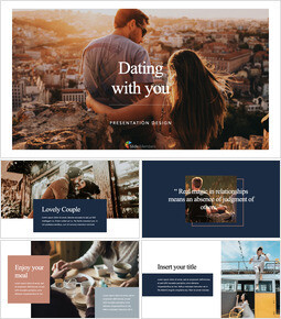 데이트 키노트 프레젠테이션 템플릿 무료_35 slides