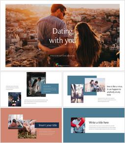 Dating Presentation Templates Design_35 slides
