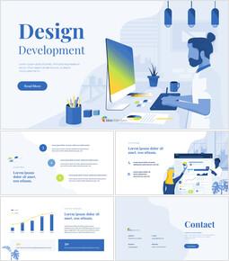 Design Development Business Pitch Deck Business Pitch Deck_14 slides