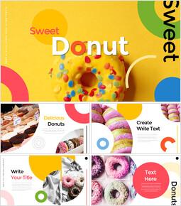 Donuts slideshare ppt_35 slides