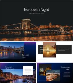 European Night Action plan PPT_35 slides