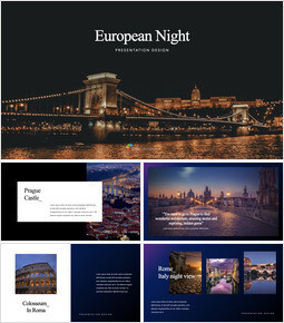 European Night Keynote Design_35 slides
