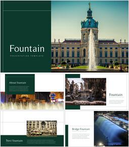 Brunnen Vorlagen für PowerPoint_35 slides