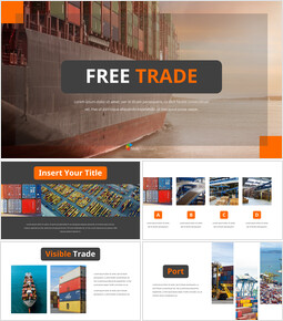 Free Trade PowerPoint Presentation Examples_00