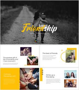 Friendship Interactive PPT_35 slides