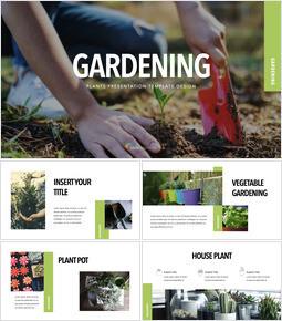 園芸 プレゼンテーションのスライド_37 slides