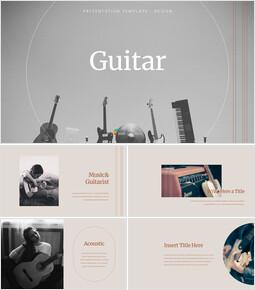 Guitar Product Deck_40 slides