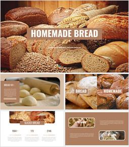 Homemade Bread Interactive Google Slides_40 slides