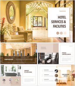 호텔 서비스 및 시설 키노트의 PPT_00