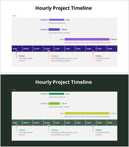 Hourly Project Timeline_2 slides