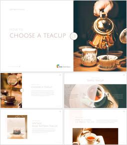 How to choose a teacup Google Slides for mac_40 slides