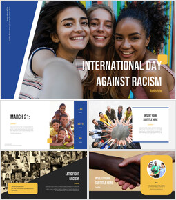 International Day Against Racism Best PowerPoint Templates_00