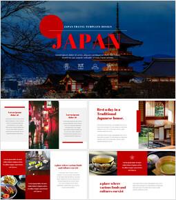 Japan Presentation Google Slides Templates_40 slides