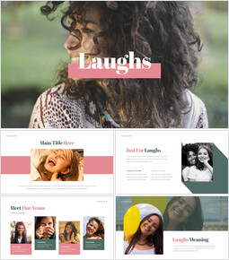 Laughs premium PowerPoint Templates_00