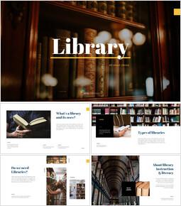 Bibliothek Vorlagen Design_35 slides