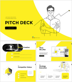 Diapositive animate di presentazione della presentazione del mazzo di presentazioni aziendali_00