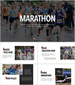 Marathon Ultimate Keynote Template_40 slides