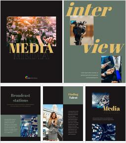 Medien Themen-PT-Vorlagen_25 slides