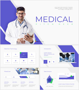 Medical Pitch Deck Business Pitch Deck_14 slides