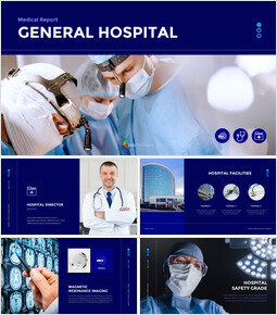 Medical Report - General Hospital Product Deck_00