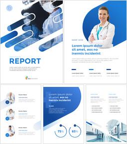 의료 진단서 프레젠테이션 슬라이드_26 slides