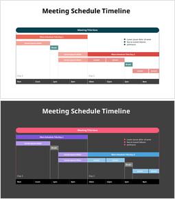 Zeitplan für Besprechungstermine_2 slides