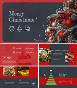 Merry Christmas Product Deck_40 slides