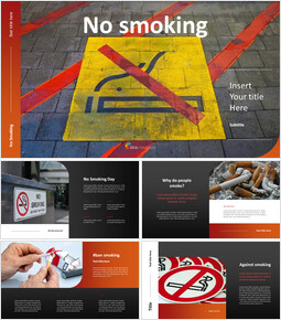No Smoking ppt ppt_35 slides