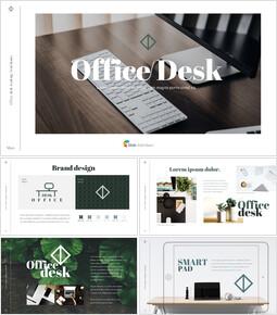 Office Desk Professional PPT_00