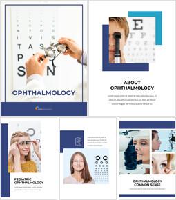Ophthalmology PPT Backgrounds_25 slides