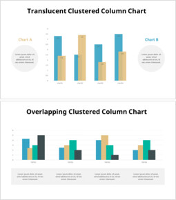 Overlapping Clustered Column Chart_00
