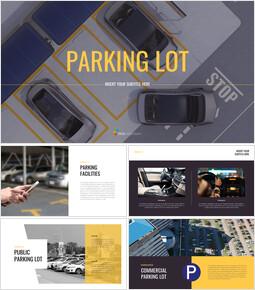 Parking Lot Google Presentation Slides_35 slides