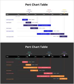 Pert Chart Table_2 slides
