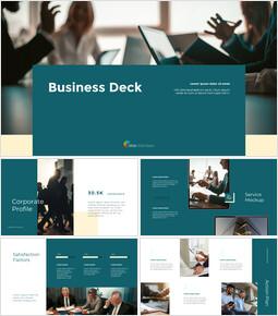 Pitch Deck for Business Animation Presentation_13 slides